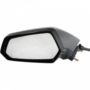 Kool Vue - 10-13 CHEVY CAMARO MIRROR LH, Power, Heated, w/o Auto Dimming