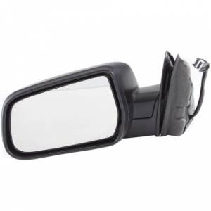 Kool Vue - 10-11 CHEVY EQUINOX MIRROR LH, Power, Non-Heated, Manual Folding, Textured Black