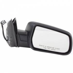 Kool Vue - 10-11 CHEVY EQUINOX MIRROR RH, Power, Non-Heated, Manual Folding, Textured Black