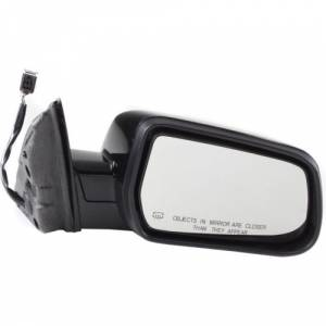 Kool Vue - 10-12 GMC TERRAIN MIRROR RH, Power, Heated, Manual folding, Paint to Match