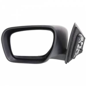 Kool Vue - 07-09 MAZDA CX-9 MIRROR LH, Power, w/ Defogger, w/o Signal Lamp, Manual Folding