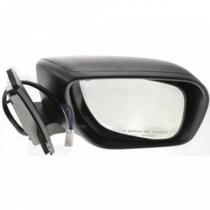 Kool Vue - 07-09 MAZDA CX-7 MIRROR RH, Power, Heated, Manual Folding, Paint to Match