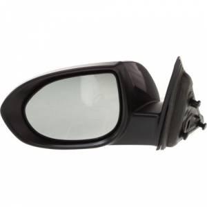 Kool Vue - 09-13 MAZDA 6 MIRROR LH, Power, Non-Heated, Non-Folding, Black, w/o Lighted Entry