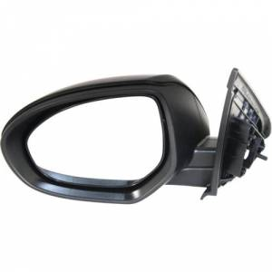 Kool Vue - 10-13 MAZDA 3 MIRROR LH, Power, Heated, w/o Signal Lamp, w/ Cover, Paint to Match