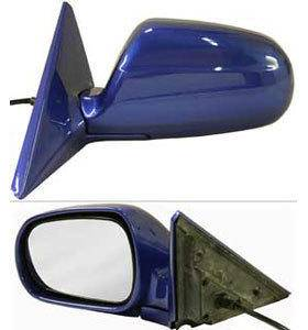 Kool Vue - 97-01 HONDA PRELUDE MIRROR LH, Power, Paint to Match