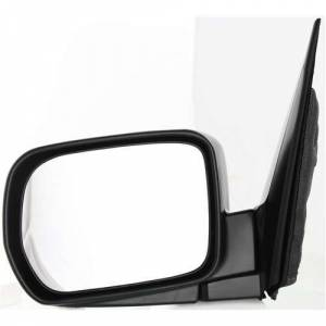 Kool Vue - 04-08 HONDA PILOT MIRROR LH, Electric, w/ Heated, Manual Folding