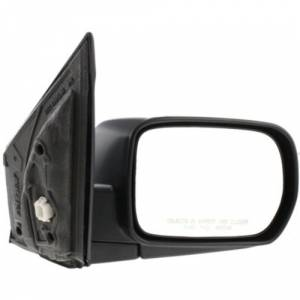 Kool Vue - 04-08 HONDA PILOT MIRROR RH, Electric, w/ Heated, Manual Folding