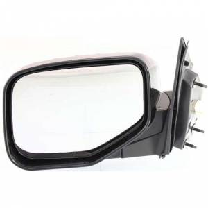 Kool Vue - 07-14 HONDA RIDGELINE MIRROR LH, Power, Non-Heated, Manual Folding