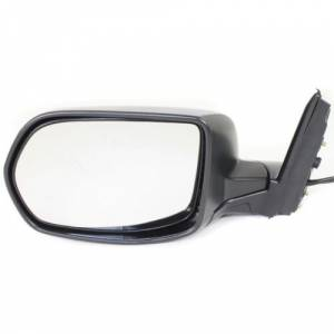 Kool Vue - 07-11 HONDA CR-V MIRROR LH, Power, Heated, Manual Folding