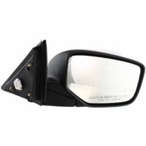 Kool Vue - 08-12 HONDA ACCORD MIRROR RH, Power, Non-Heated, Manual Folding, Paint to Match, Sedan, USA/Japan Built