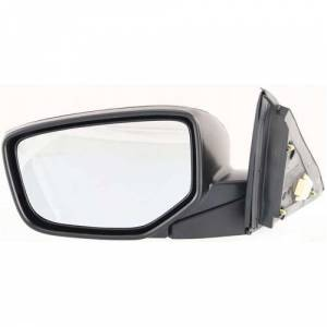 Kool Vue - 08-12 HONDA ACCORD MIRROR LH, Power, Heated, Manual Folding, Paint to Match, Sedan