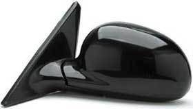 Kool Vue - 92-95 HONDA CIVIC MIRROR LH, Power Remote, Manual Folding, 4-Door