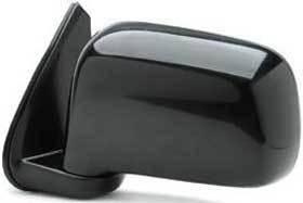 Kool Vue - 97-01 HONDA CR-V MIRROR LH, Power, Manual Folding, Paint to Match, LX Model