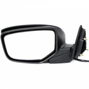 Kool Vue - 10-11 HONDA ACCORD CROSSTOUR MIRROR LH, Power, Heated, w/o Memory, w/Cover, Paint to Match