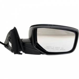 Kool Vue - 10-11 HONDA ACCORD CROSSTOUR MIRROR RH, Power, Heated, w/o Memory, w/Cover, Paint to Match