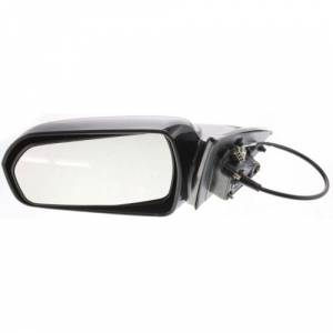Kool Vue - 98-02 HONDA ACCORD MIRROR LH, Power, Non-Heated, Non-Folding, Smooth-Black/Paint to Match, Coupe