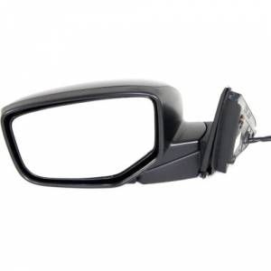 Kool Vue - 10-11 HONDA ACCORD CROSSTOUR MIRROR LH, Power, Heated, Paint to Match, w/ Memory, w/ Cover