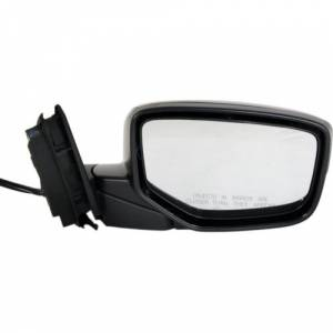 Kool Vue - 10-11 HONDA ACCORD CROSSTOUR MIRROR RH, Power, Heated, Paint to Match, w/ Memory, w/ Cover
