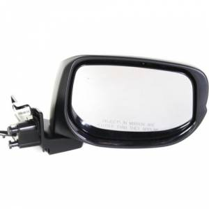 Kool Vue - 10-13 HONDA INSIGHT MIRROR RH, Power, Heated, Folding, w/ Signal lamp, Paint to Match, EX Model