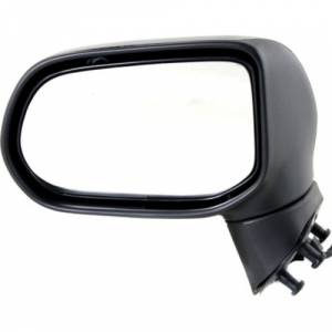 Kool Vue - 08-11 HONDA CIVIC MIRROR LH, Heated, USA/Canada Built, Paint to Match, Sedan, EX/EX-L Models