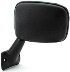 Kool Vue - 79-83 TOYOTA PICK UP  MIRROR LH, BLACK