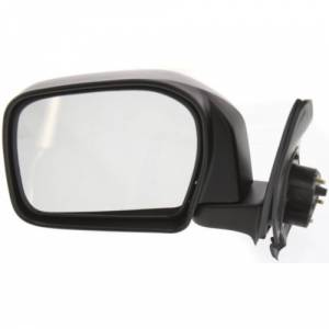 Kool Vue - 2000 TOYOTA TACOMA MIRROR LH Manual, Black, w/Off Road Package, Housing 9 in. x 7 in.