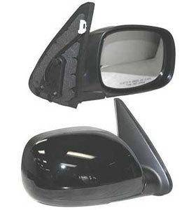 Kool Vue - 01-04 TOYOTA SEQUOIA MIRROR RH, Power, Non-Heated, Foldable, Primed-Black