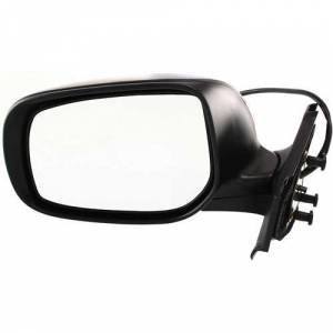 Kool Vue - 07-10 TOYOTA YARIS MIRROR LH, Power, Manual Folding, Hatchback