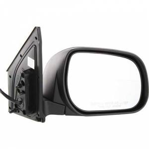 Kool Vue - 06-08 TOYOTA RAV4 MIRROR RH, Power, Heated, w/ Cover, Paint to Match, Manual Folding, 5-hole, 5-prong conne