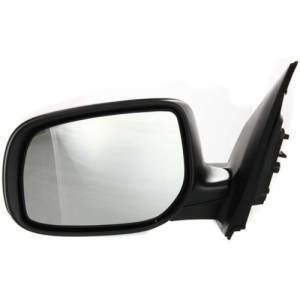 Kool Vue - 09-13 TOYOTA COROLLA MIRROR LH, Non-Heated, Manual Folding, Canda Built
