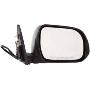 Kool Vue - 08-13 TOYOTA HIGHLANDER MIRROR RH, Power, Heated, Manual Folding