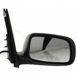 Kool Vue - 08-09 TOYOTA PRIUS MIRROR RH, Power, Non-Heated, Manual Folding, Paint to Match