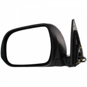Kool Vue - 08-13 TOYOTA HIGHLANDER MIRROR LH, Power, Heated, w/ Puddle Light, Manual Folding, Paint to Match