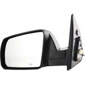 Kool Vue - 07-13 TOYOTA TUNDRA MIRROR LH, Power, Heated, w/o Towing Pkg., Manual Folding, w/ Cold Climate Spec