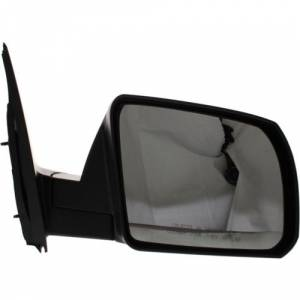 Kool Vue - 08-14 TOYOTA SEQUOIA MIRROR RH, Power, Manual Folding, w/o Cold Climate Spec, Paint to Match, SR5 Model