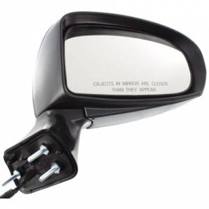 Kool Vue - 09-11 TOYOTA VENZA MIRROR RH, Power, Non-Heated, Manual Folding, Paint to Match