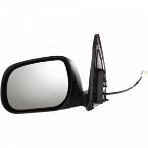 Kool Vue - 09-12 TOYOTA RAV4 MIRROR LH, Power, Non-Heated, Manual Folding, Textured, Japan Built