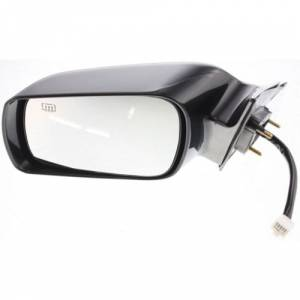 Kool Vue - 00-04 TOYOTA AVALON MIRROR LH, Power, Heated, Non-Folding, w/ Memory, Smooth-Black/Paint to Match