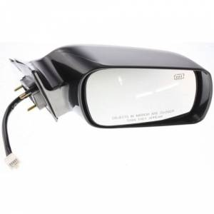 Kool Vue - 00-04 TOYOTA AVALON MIRROR RH, Power, Heated, Non-Folding, w/ Memory, Smooth-Black/Paint to Match