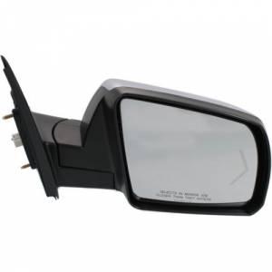 Kool Vue - 07-13 TOYOTA TUNDRA MIRROR RH, Power, Heated, Power Folding, Textured, w/ Puddle Lamp, w/ Signal Glass, w/o