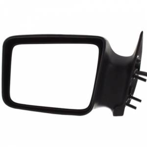 Kool Vue - 87-90 DODGE CARAVAN MIRROR LH, Power Remote