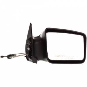 Kool Vue - 84-90 DODGE CARAVAN MIRROR RH, Manual Remote