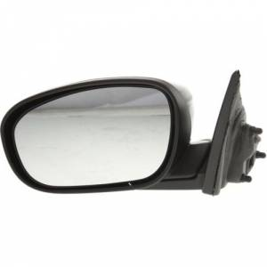 Kool Vue - 05-08 CHRYSLER 300 MIRROR LH, Power Heated, Manual Folding, w/o Memory, Paint to Match Cover