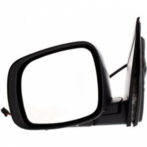 Kool Vue - 08-14 CHRYSLER TOWN & COUNTRY MIRROR LH, Power, Heated, w/ 2 Cap, Paint to Match & Textured, Manual Folding,