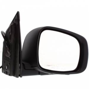 Kool Vue - 08-14 CHRYSLER TOWN & COUNTRY MIRROR RH, Power, Heated, w/ 2 Cap, Paint to Match & Textured, Manual Folding,