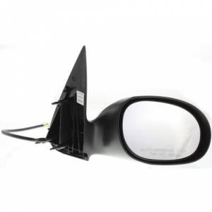 Kool Vue - 03 CHRYSLER PT CRUISER MIRROR RH, Power, Non-Folding, Textured, w/o Fold-Away Design