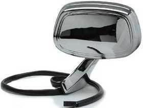 Kool Vue - 80-85 Buick LE SABRE  MIRROR LH, Power, Chrome