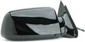 Kool Vue - 92-99 Chevy SUBURBAN  MIRROR RH, Power, Non-Heated, Corner Mount, Folding Type