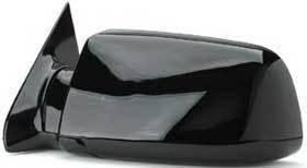 Kool Vue - 88-02 Chevy CK Pick Up Mirror LH, Manual, Corner Mount, Folding