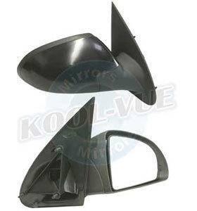Kool Vue - 05-10 CHEVY COBALT MIRROR RH, Assy, Rear View, Manual, Non Foldaway, Sedan
